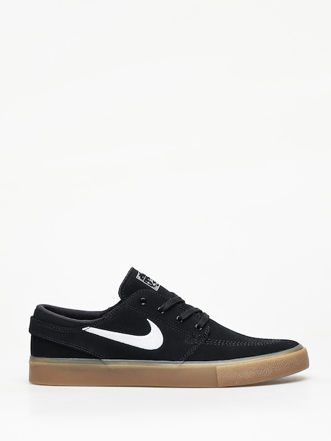 Nike SB Zoom Janoski Rm Shoes (black/white black gum light brown)