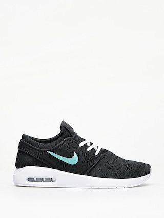 Nike SB Air Max Janoski 2 Shoes (black/mint black)