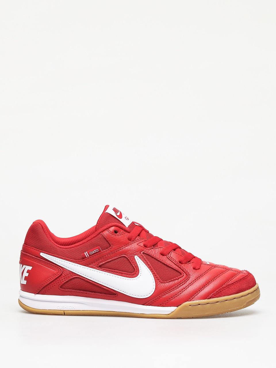 Genealogía Cálculo término análogo  Nike SB Sb Gato Shoes (university red/white gum light brown)