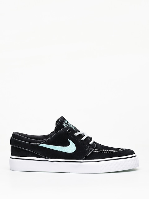 Nike SB Air Zoom Stefan Janoski Og Shoes (black/mint white)