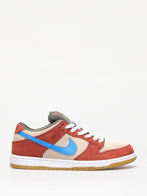 Nike SB Sb Dunk Low Pro Shoes (dusty peach/photo blue desert ore)