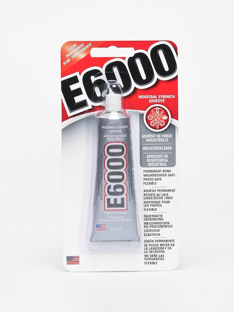 Shoe Goo E6000 Glue (clear)