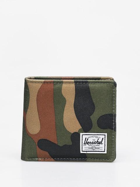 Herschel Supply Co. Hans Coin XL Rfid Wallet (woodland camo)