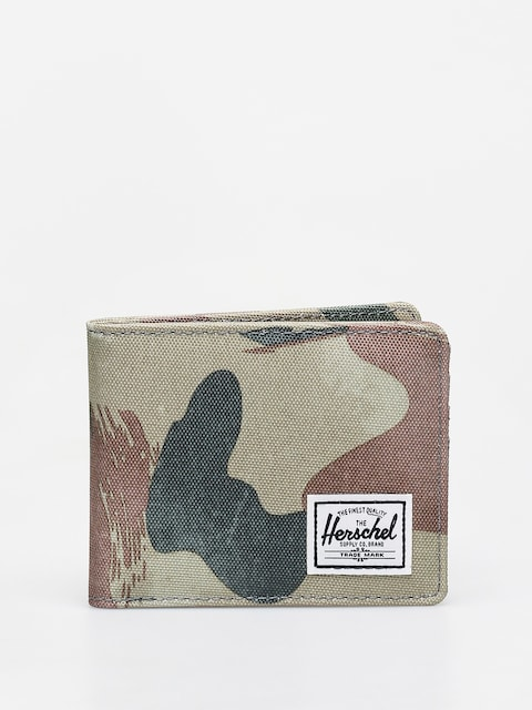 Herschel Supply Co. Roy Coin Rfid Wallet (brushstroke camo)