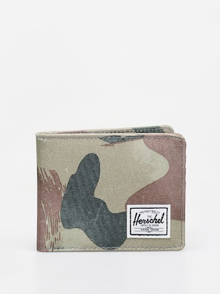 Herschel Supply Co. Roy Coin Rfid Wallet (brushstroke camo)
