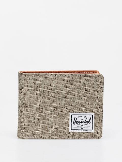 Herschel Supply Co. Hank Rfid Wallet (kelp crosshatch/kelp)
