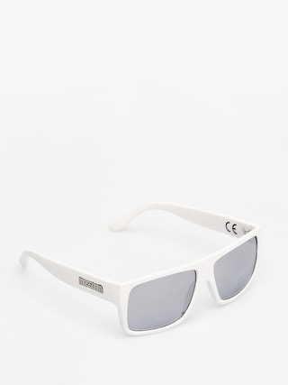 MassDnm Icon Sunglasses (shine white/silver)