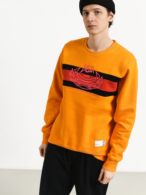 Koka Screen Sweatshirt (orange)