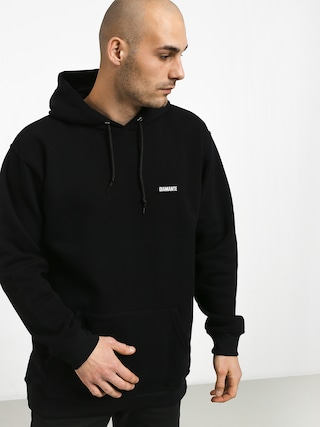 Diamante Wear Basic HD Hoodie (black)