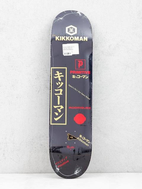 Primitive Rodriguez Kikkoman Deck (black/gold)