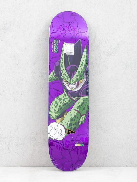 Primitive Dbz Tucker Perfect Cell Deck (purple)