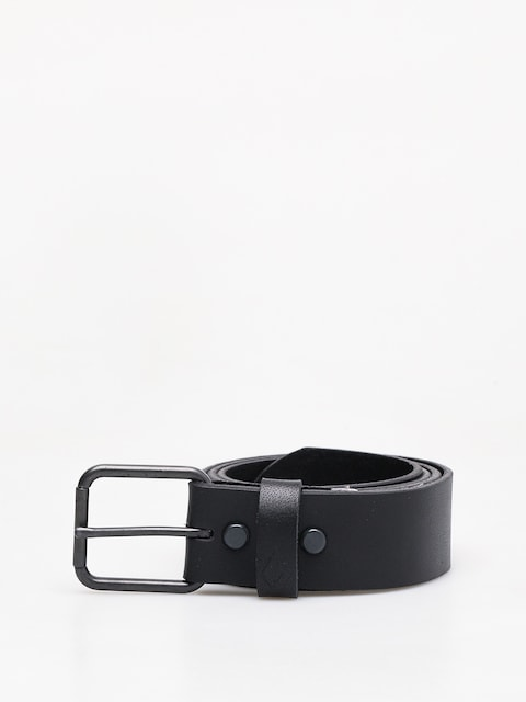 Volcom Effective Lth Belt (blk)
