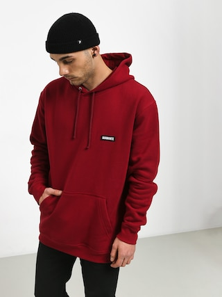 Diamante Wear Basic HD Hoodie (burgundy)
