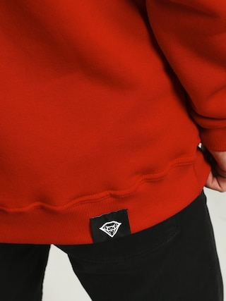 Diamante Wear Basic HD Hoodie (red)