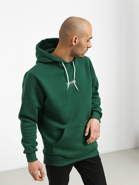 El Polako Mini Logo HD Hoodie (green)