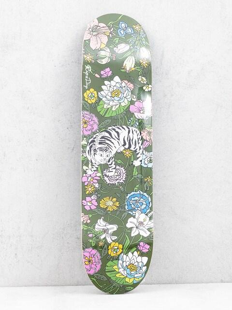 RipNDip Wild Flower Deck (green/multi)