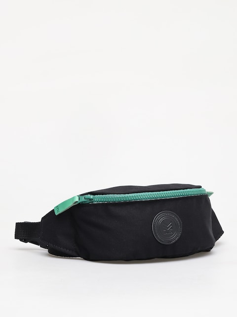 Malita Alfa Bum bag (black/green)