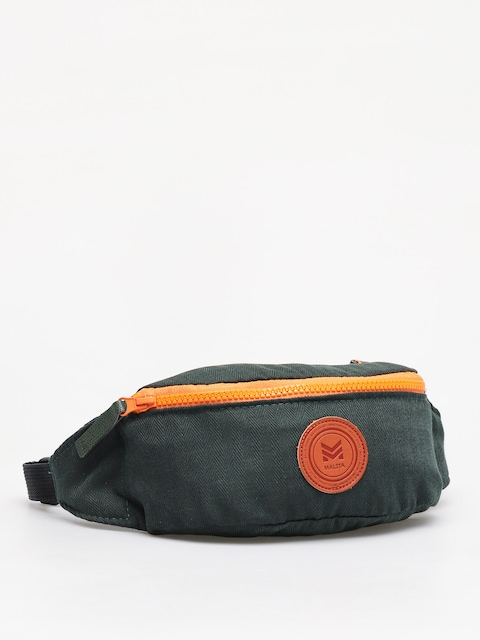 Malita Alfa Bum bag (green/orange)