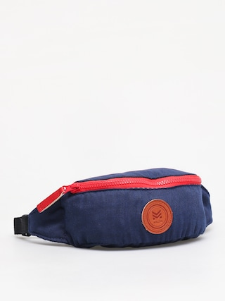 Malita Alfa Bum bag (navy/red)