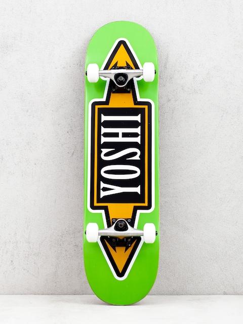 Stereo Yoshi Skateboard (light green)