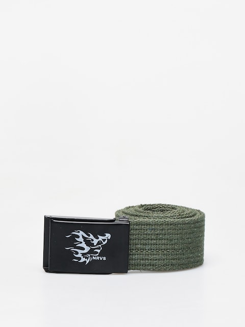 Nervous Flame Belt (olive)