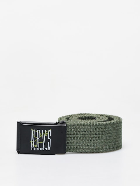 Nervous Mixed Belt (olive)