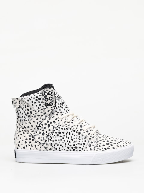 Supra Skytop Shoes Wmn (spot white)