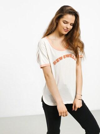 Roxy Cruel Summer T-shirt Wmn (marshmallow)