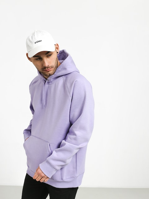 Carhartt WIP Chase HD Hoodie (soft lavender/gold)