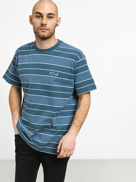 Polar Skate Dane T-shirt (grey blue)
