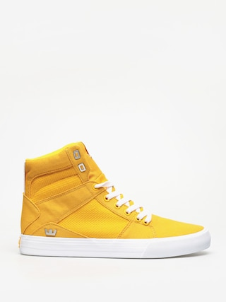 Supra Aluminum Shoes (caution white)
