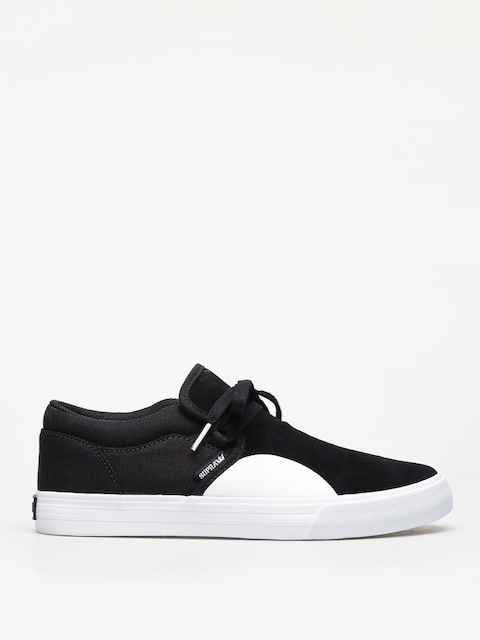 Supra Cuba Shoes (black white)