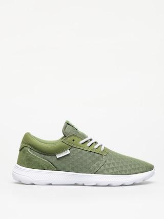 Supra Hammer Run Shoes (moss white)