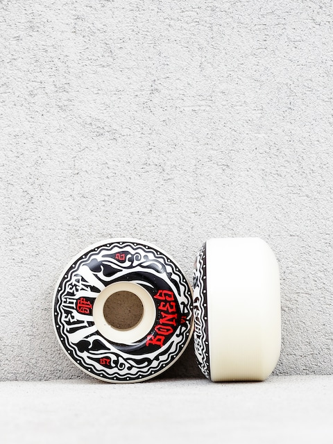 Bones Wieger Phillips Streettech Formula V1 Wheels (white/black)