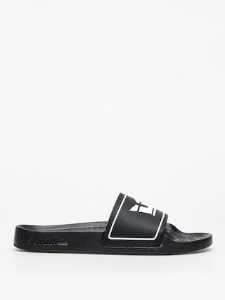 Supra Lockup Flip-flops (black)