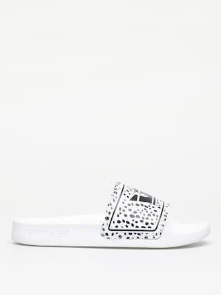 Supra Lockup Flip-flops (spot white)