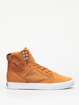 Supra Skytop Shoes (desert white)