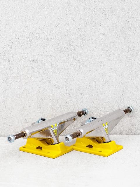 Venture Og V Lo Trucks (polished/yellow)