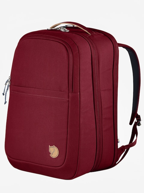 Fjallraven Travel Pack Backpack (redwood)