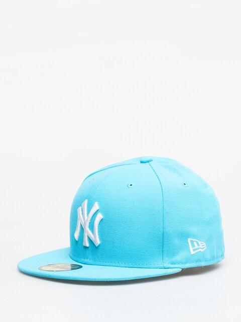New Era League Basic ZD Cap (new york yankees light blue)