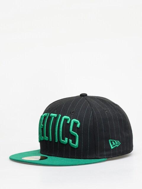 New Era Nba Pincrown ZD Cap (boston celtics black/green)