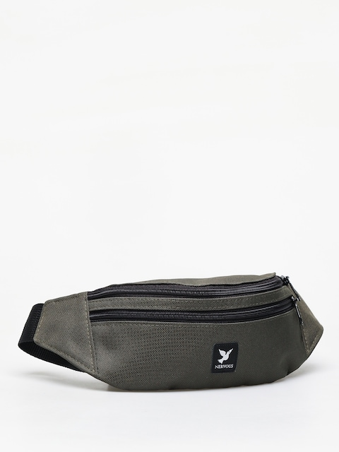 Nervous Icon Bum bag (army)
