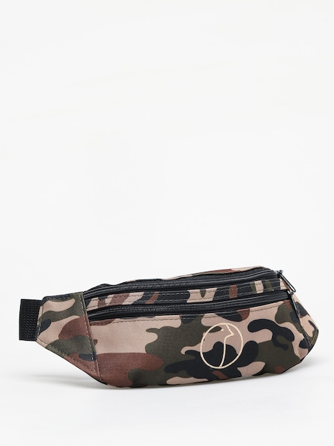 Nervous Profile Bum bag (camo)