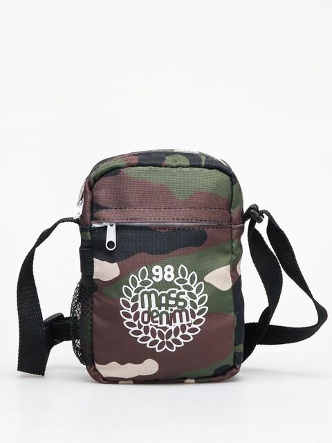 MassDnm Base Bag (woodland camo)