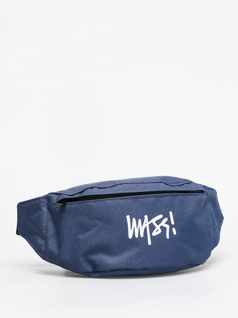 MassDnm Signature Bum bag (navy)