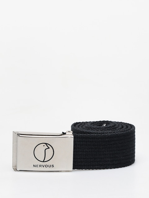 Nervous Profile Belt (black/silver)