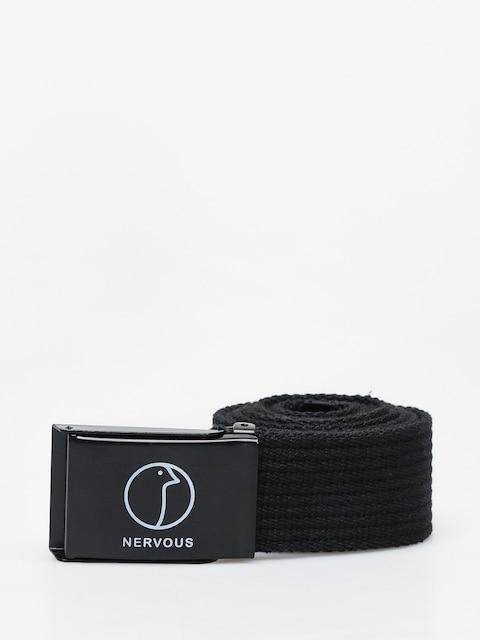 Nervous Profile Belt (black)