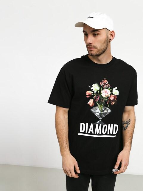 Diamond Supply Co. Pollination T-shirt (black)
