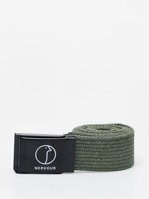 Nervous Profile Belt (olive)