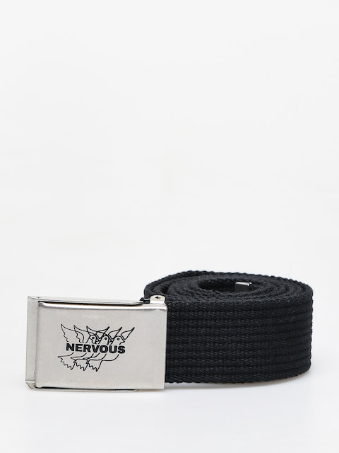 Nervous Camo Belt (black/silver)